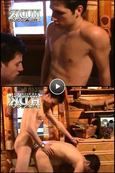 bare gay ass video