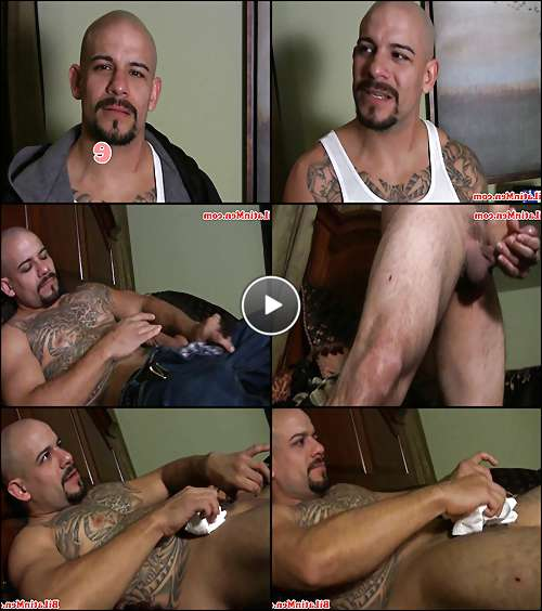 latino thug cock video